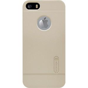 Накладка Nillkin для Iphone 5 Gold (T-N-Iphone5-002)  - купить со скидкой