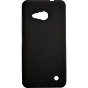 Накладка skinBOX для Microsoft Lumia 550 Black (T-S-M550-002)