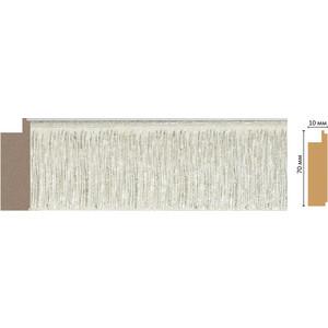 Молдинг Decomaster Перламутр цвет 20 70х10х2400 мм (108-20)
