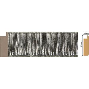 Молдинг Decomaster Перламутр цвет 29 70х10х2400 мм (108-29)