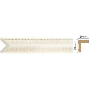 Угол Decomaster Прованс цвет 6 30х30х2400 мм (116-6 )
