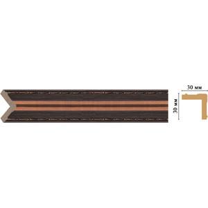 Угол Decomaster Эрмитаж цвет 966 30х30х2400 мм (116-966)