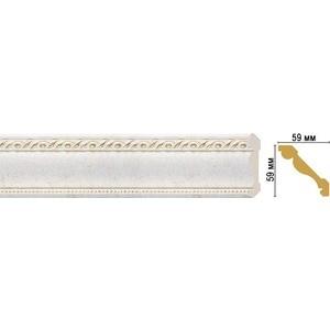 Плинтус Decomaster STONE LINE цвет 40 59х59х2400 мм (123-40)