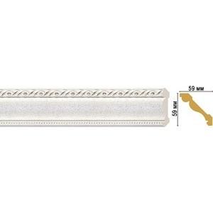 Плинтус Decomaster STONE LINE цвет 42 59х59х2400 мм (123-42)