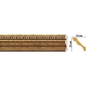 Плинтус Decomaster STONE LINE цвет 43 59х59х2400 мм (123-43)