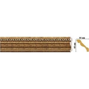 Плинтус Decomaster STONE LINE цвет 43 44х44х2400 мм (124-43)