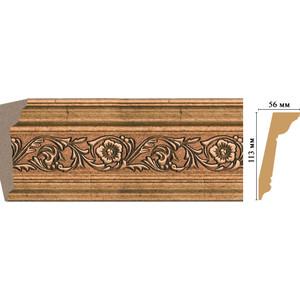 Плинтус Decomaster Ионика цвет 58 113х56х2400 мм (129D-58)