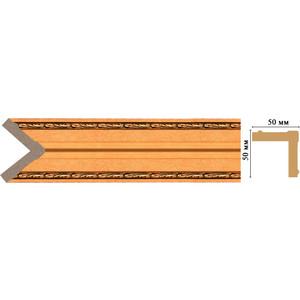 Угол Decomaster Эрмитаж цвет 1223 51х51х2400 мм (142-1223) угол decomaster античное золото цвет 552 30х30х2400 мм 116 552
