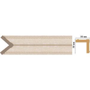 Угол Decomaster Ионика цвет 18D 51х51х2400 мм (142-18D) decomaster декоративная панель decomaster b20 1084 200х9х2400мм