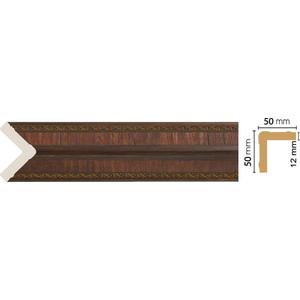 Угол Decomaster Престиж цвет 2 51х51х2400 мм (142-2) угол decomaster античное золото цвет 552 51х51х2400 мм 142 552