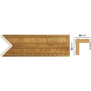 Угол Decomaster Классика цвет 4 51х51х2400 мм (142-4) угол decomaster античное золото цвет 552 51х51х2400 мм 142 552