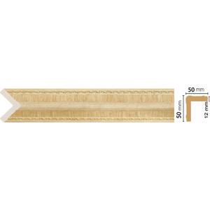 Угол Decomaster Натуральный бежевый цвет 5 51х51х2400 мм (142-5) угол decomaster античное золото цвет 552 51х51х2400 мм 142 552
