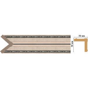 Угол Decomaster Эрмитаж цвет 59 51х51х2400 мм (142-59) угол decomaster античное золото цвет 552 30х30х2400 мм 116 552