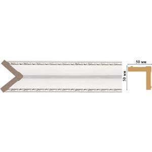 Угол Decomaster Эрмитаж цвет 60 51х51х2400 мм (142-60) эрмитаж 300 шедевров