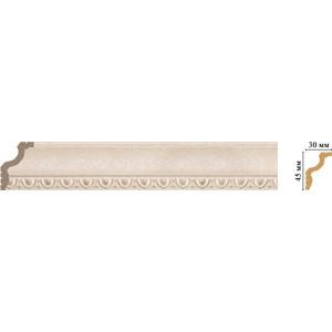 Плинтус Decomaster Ионика цвет 18D 45х30х2400 мм (148D-18D)