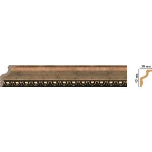 Плинтус Decomaster Ионика цвет 57 45х30х2400 мм (148D-57)