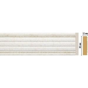 Молдинг Decomaster STONE LINE цвет 40 80х12х2400 мм (150-40)