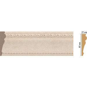 Молдинг Decomaster Ионика цвет 18D 85х25х2400 мм (152-18D) молдинг decomaster античное золото цвет 552 50х11х2400 мм 156 552