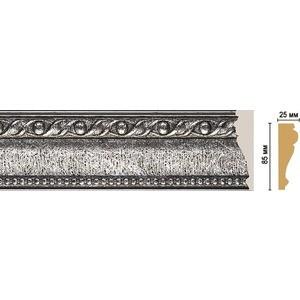 Молдинг Decomaster STONE LINE цвет 44 85х25х2400 мм (152-44) молдинг decomaster античное золото цвет 552 85х25х2400 мм 152 552