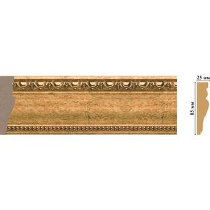 Молдинг Decomaster Ионика цвет 58 85х25х2400 мм (152-58) decomaster багет decomaster 808 552 размер 61х26х2900мм