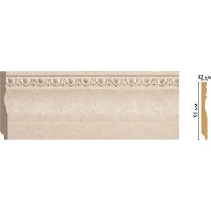 Плинтус напольный Decomaster Ионика цвет 18D 95х12х2400 мм (153-18D)
