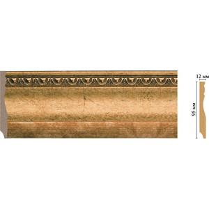 Плинтус напольный Decomaster Ионика цвет 58 95х12х2400 мм (153-58)