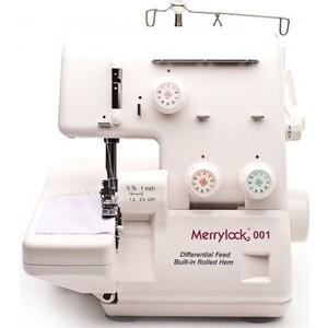 Оверлок Merrylock 001 оверлок merrylock 001