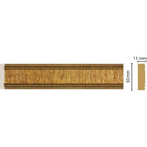 Молдинг Decomaster Классика цвет 4 50х11х2400 мм (156-4)