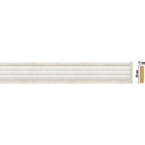 Молдинг Decomaster STONE LINE цвет 40 50х11х2400 мм (156-40)