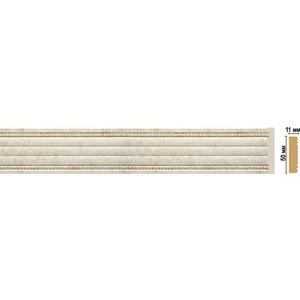 Молдинг Decomaster STONE LINE цвет 41 50х11х2400 мм (156-41)