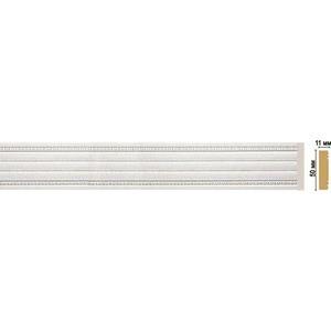 Молдинг Decomaster STONE LINE цвет 42 50х11х2400 мм (156-42)