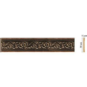 Молдинг Decomaster Ионика цвет 57 50х11х2400 мм (156-57) 57