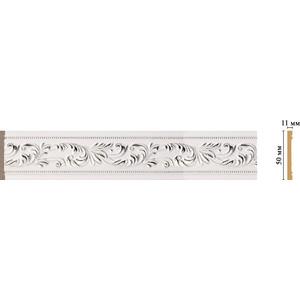 Молдинг Decomaster Эрмитаж цвет 60 50х11х2400 мм (156-60)