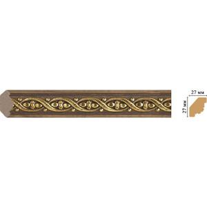 Угол внутренний Decomaster Орех цвет 3 27х27х2400 мм (157M-3)