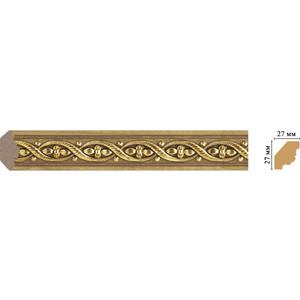 Угол внутренний Decomaster Классика цвет 4 27х27х2400 мм (157M-4)
