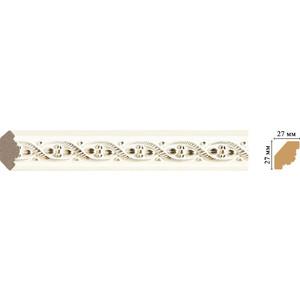 Угол внутренний Decomaster Прованс цвет 6 27х27х2400 мм (157M-6)