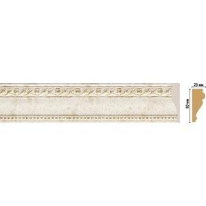 Молдинг Decomaster STONE LINE цвет 41 60х22х2400 мм (161-41)