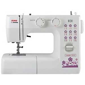 Швейная машина Janome Juno 1515 janome juno 2015