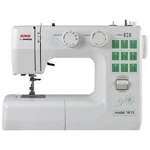 Швейная машина Janome Juno 1615 швейная машинка janome sew mini deluxe