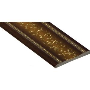 Молдинг Decomaster Каштан цвет 51 80х8х2400 мм (184-51)