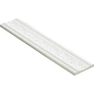 Молдинг Decomaster Белый матовый цвет 16 60х8х2400 мм (186-16)