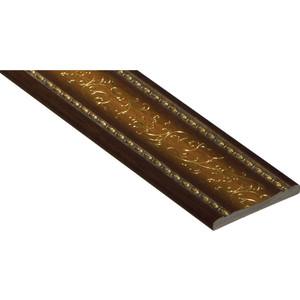 Молдинг Decomaster Каштан цвет 51 60х8х2400 мм (186-51)
