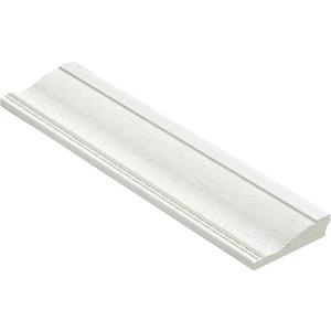 Плинтус Decomaster Белый матовый цвет 16 70х16х2400 мм (193-16)