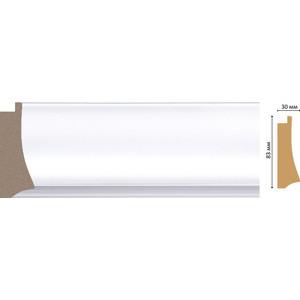 Багет Decomaster Ренессанс цвет 114 83х30х2900 мм (552-114) молдинг decomaster античное золото цвет 552 40х20х2900 мм 807 552