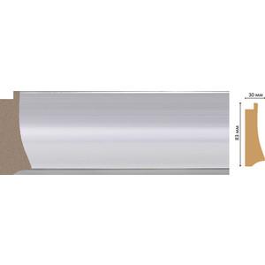 Багет Decomaster Ренессанс цвет 1153 83х30х2900 мм (552-1153) молдинг decomaster античное золото цвет 552 40х20х2900 мм 807 552