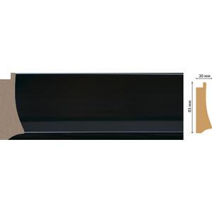 Багет Decomaster Ренессанс цвет 195 83х30х2900 мм (552-195) молдинг decomaster античное золото цвет 552 40х20х2900 мм 807 552