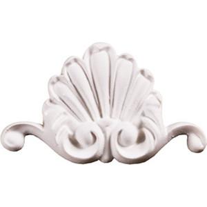 Декор Decomaster DECOMASTER-2 цвет белый 75х45х10 мм (66010)