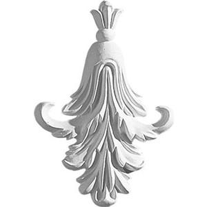 Орнамент Decomaster DECOMASTER-2 цвет белый 80х116х18 мм (66077)