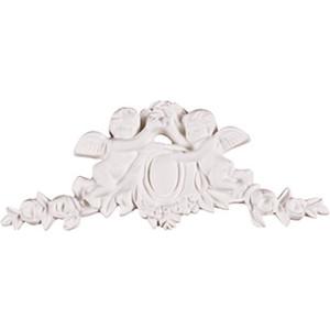 Орнамент Decomaster DECOMASTER-2 цвет белый 165х65х13 мм (66082)