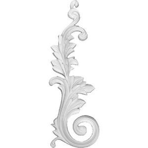 Орнамент Decomaster DECOMASTER-2 цвет белый 135х400х25 мм (66098 L)